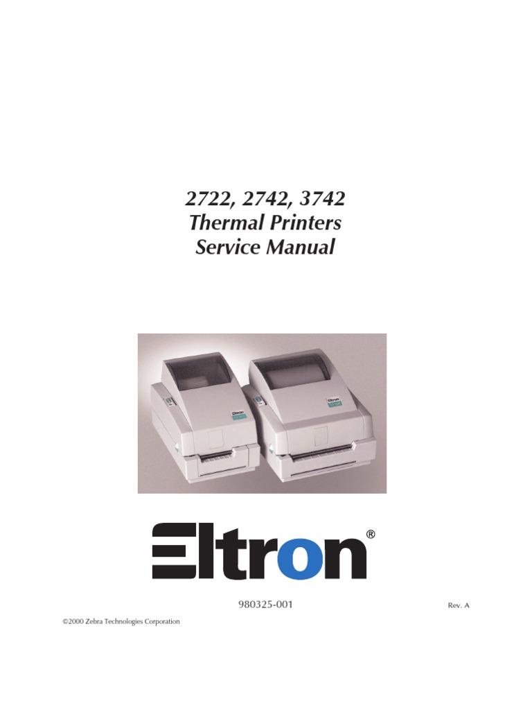 Eltron tlp2742
