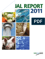 Food & Water Watch Annual Report 2011