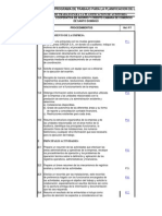 Planificacion de Auditoria SIRDSA S.a.