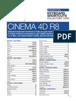 Atajos Cinema 4D