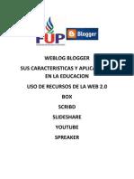 Weblog Blogger 2013