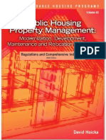 Public Housing Property Management Handbook and Index Vol 1 (a-C) - David Hoicka - 2005 - ISBN 1-59330-196-0