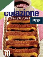 Cucina Italiana Prima Colazione Brunch e Snack