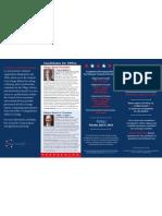 CCLG Forum Brochure Outside Print