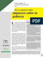 Impactos Sobre La Pobreza Crisis America Latina Media Brief
