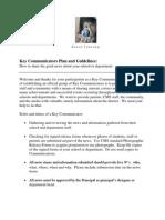 Key Communicators Guidelines