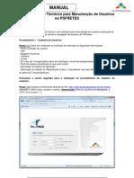 Manual de Procedimentos Tcnicos Para Manuteno de Usurios No PsFretes