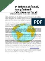 Hobby International, Bangladesh - Pen Pals Magazine for all