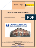 COOPERATIVAS Y ASOCIACIONES (Es) CO-OPERATIVES AND ASSOCIATIONS (Es) KOOPERATIBAK ETA ELKARTEAK (Es)