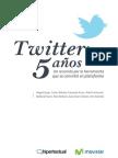 Twitter 5 años