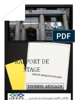 Rapportde Stage Banque Populaire