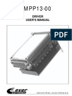 Manual Mpp13-00vxx r.1.0 GB