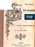 SILABARIO y Catón  G. M. Bruño