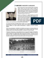 Biografia de D. Julián Sánchez - Maroto