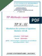 TP  MN  PG 01