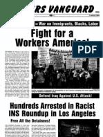 Workers Vanguard No 794 - 03 January 2003