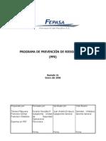 Ec2 Programa Prevencion de Riesgos 2006