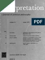 Interpretation, Vol_4-1