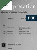 Interpretation, Vol_6-3