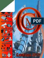 OCM Catálogo 2010