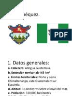 Historia Sacatepequez Guatemala