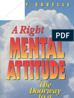 A Right Mental Attitude (the Doorway to a Successful Life) - Jerry Savelle