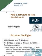Geografia Geral - Estrutura Da Terra