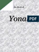 Book of Yonah