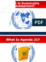 Agenda 21 - The new world order revealed.