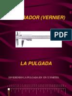 CALIBRADOR (VERNIER).ppt