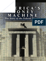 America's Money Machine (the Story of the FED) - Elgin Groseclose