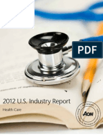 AON Health Care Report
