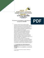 Finantarea investitiilor în apicultura prin programul SAPARD