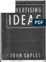 John Caples - Advertising Ideas