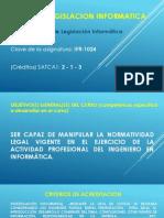 Legislación INFORMATICAUNIDAD1.ppt