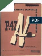 P-47N Thunderbolt Pilot Manual