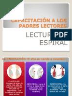 CAPACITACIÓN A LOS PADRES LECTORES