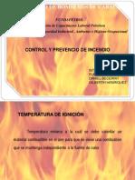Expocision de Incendio SIHAO