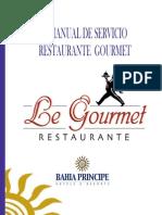 Manual Restaurantes Gourmet Mayo 2012