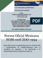 NORMAS OFICIALES