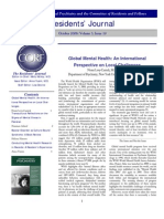 Jurnal Global Mental Disorder