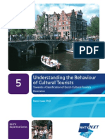 Dutch Cultural Tourism Phd