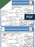 g12 Trace Ecrite Les Pronoms Personnels