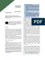 ARTICULO - Arrestos Cardiacos Intraoperatorios en Adultos Sometidos a Cirugía no Cardiaca (1)