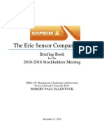 Team Erie Briefing Book - Robert Paul Ellentuck
