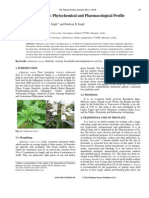 Singh 2011 Phytochemical and Pharmacological Profile
