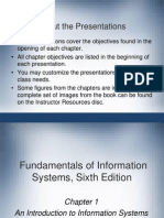 Fundamentals of Information Systems-PPT-Chapter1