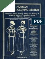 Parisian Ladies Tailoring System