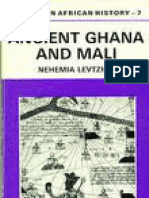 Ancient Ghana and Mali