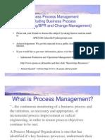 BPM BusinessProcessManagement